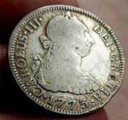 Spanish Colonial Coins