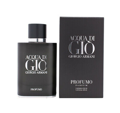 Acqua Di Gio Profumo by Giorgio Armani 2.5 oz Parfum Cologne for Men New In Box