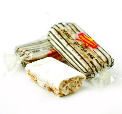 Atkinson Peanut Butter Bars Wrapped Candy bulk candy 5 pounds