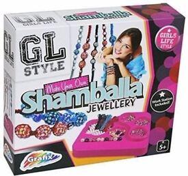 GL STYLE MAKE YOUR OWN SHAMBALLA JEWELLARY BRAND NEW IN BOX.
