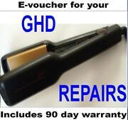 GHD Repair Service