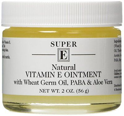 Windmill Super E Vitamin E Ointment For Dry Skin & Stretch Marks 2Oz Each Dry Skin Ointment
