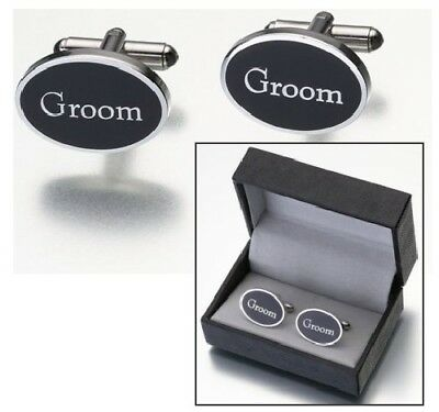 Wedding Attendant Gifts (Groom Cuff Links - Wedding Party Cufflinks, Attendants Gifts, Groomsmen)