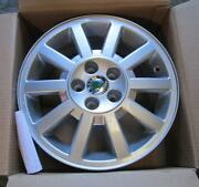 Single Alloy Wheel