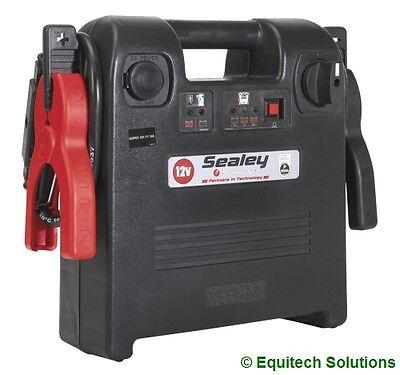 Sealey PBI1812S Emergency Power Jump Pack 12V 1700 Peak Amps DEKRA Approved New