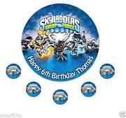 Skylanders Cake Toppers