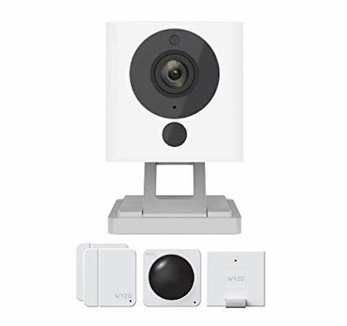 Wyze Cam V2 1080P Indoor Smart Home Camera with Wyze Sense S