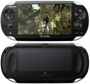 PS VITA OLED pch-1001 + charger Playstation Vita