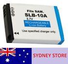 SLB-10A Camera Batteries