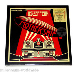 Led Zeppelin Mothership Vinyl Ebay