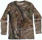 Boys Camouflage T Shirt