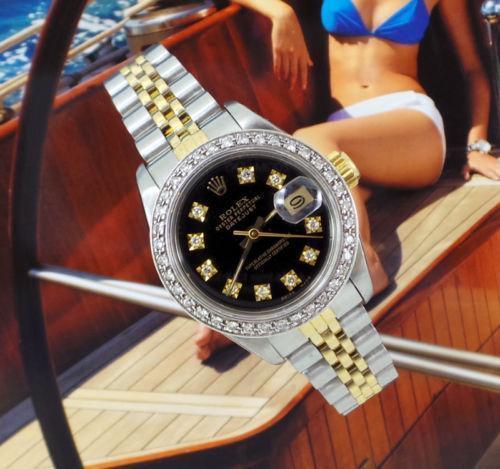 Ebay Uk: Ladies Rolex Watch UK