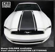 Mustang Hood Decal