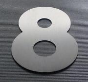 Hausnummer Bauhaus