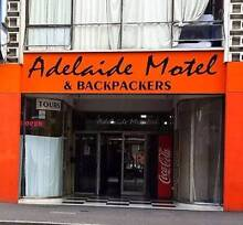 Adelaide CBD Motel and backpackers Business for sale Glen Waverley Monash Area Preview