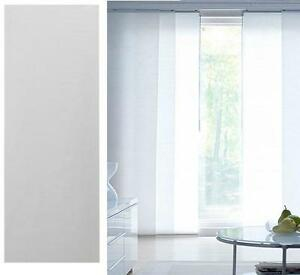 ikea anno tupplur panel curtain room divider white new ebay