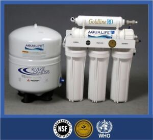 5-Stage water filtration system on special now for limited time.