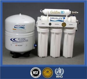 Water Filtration Systems on special prices this month.