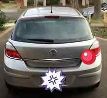 Holden Astra 1.8 CDX 2005 Auto West Footscray Maribyrnong Area Preview