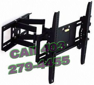 TV Swing Out Wall Mount Bracket New Call