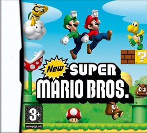 NINTENDO-NEW-SUPER-MARIO-BROS-DS-GAME-NEW-AND-SEALED-WORK-ON-DS-DSL-DSi-XL-3DS