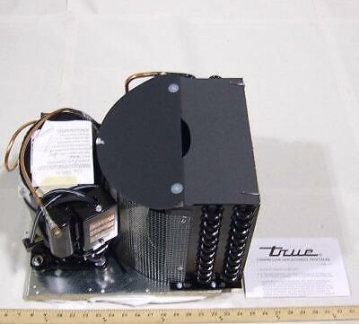 Tecumseh True Gdm-45 Gdm-47 Refrigeration Condensing Unit 12 Hp 115v