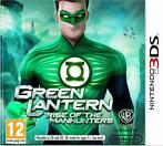 Green Lantern Rise of the Manhunters (Nintendo 3DS)