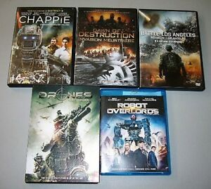 DVD Science fiction de 3$ à 20$ ch