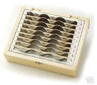 Special Price Precision 18pc 9pair Wave Parallel Set