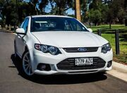 2013 Ford Falcon FG MkII XR6 White 6 Speed Sports Automatic Sedan Hendon Charles Sturt Area Preview