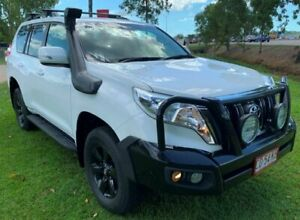 2015 Toyota Landcruiser Prado KDJ150R MY14 GXL White 6 Speed Manual Wagon Berrimah Darwin City Preview