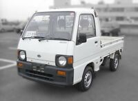 Japanese mini trucks