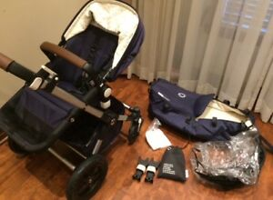 Bugaboo chameleon 3(2015) very clean worth $1650 with free coat