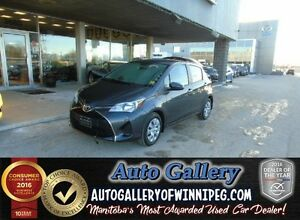 2015 Toyota Yaris LE *Only 229 Kms!