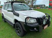 2003 Toyota Landcruiser Prado KZJ120R GXL White 4 Speed Automatic Wagon Berrimah Darwin City Preview