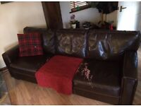 2 FREE sofas - must go ASAP!!
