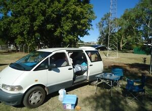 Toyota Tarago van for sale Brisbane City Brisbane North West Preview