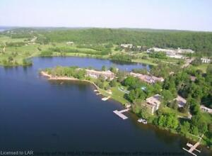 Deerhurst Condominium with Lakeside View