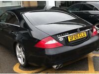 Mercedes cls 500. Great car for not a lot of money. Very fast with all the usual extras