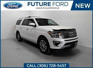 2018 Ford Expedition Limited Max | POWER RUNNING BOARDS | 2ND RO
