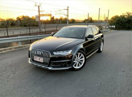 2015 Audi A6 4G MY15 Allroad S Tronic Quattro Black 7 Speed Sports Automatic Dual Clutch Wagon Darra Brisbane South West Preview