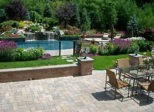 Interlocking Patio and Driveway Pavers - visit www.LMARTIN.ca