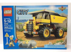 LEGO City 4202 - Brand New and Sealed