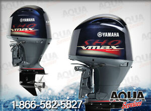 175 HP SHO # VF175LA - YAMAHA 2018 - Pied Long 20''