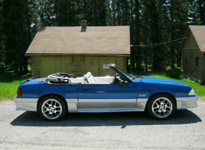 Mustang  1990 convertible new roof and seats cover 13,000