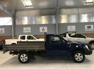 2009 Nissan Navara D40 RX (4x4) 6 Speed Manual Cab Chassis Lilydale Yarra Ranges Preview