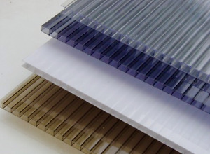 4WALL14mm POLYCARBONATE PANELS with UV PROTECTION