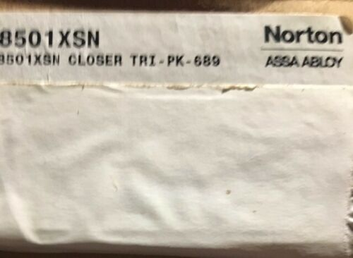 Norton 8501 XSN commercial closer