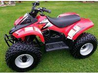 Suzuki lta 50cc. Lt50