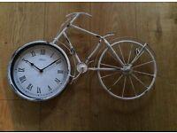 Bicycle clock - brand new